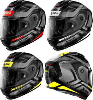 \5/5★キャッシュレス実質9%引/X lite X-903 Ultra Carbon Airborne N-Com ライダーヘルメット バイク ツーリングにも かっこいい おすすめ (AMACLUB)