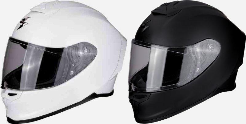 \5/5★キャッシュレス実質9%引/Scorpion スコーピオン EXO R1 Air Solid ライダーヘルメット バイク ツーリングにも かっこいい おすすめ (AMACLUB)