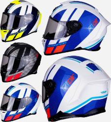 \5/5★キャッシュレス実質9%引/Scorpion スコーピオン EXO R1 Air Corpus ライダーヘルメット バイク ツーリングにも かっこいい おすすめ (AMACLUB)