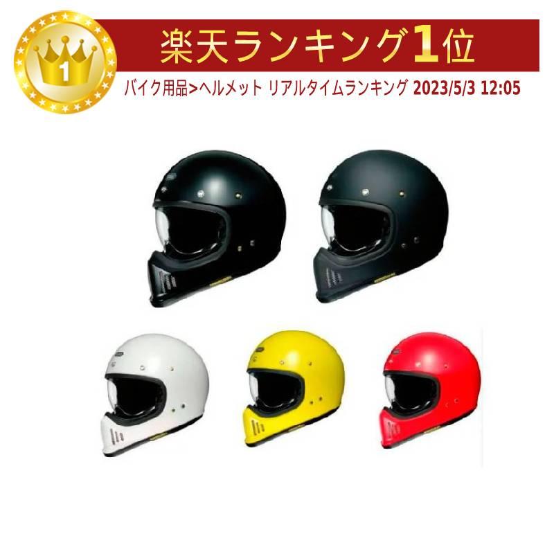 \実質6%引★キャッシュレス5倍/Shoei ショウエイ EX-Zero ライダーヘルメット バイク ツーリングにも かっこいい おすすめ (AMACLUB)