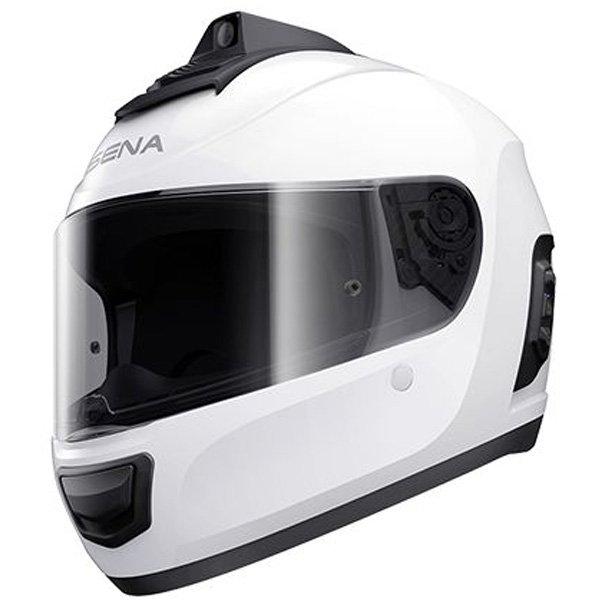 ヘルメットを「当店しか扱っていないモデル」も含め販売中! Sena Momentum Inc Pro Helmet フルフェイスヘルメット ライダー バイク ツーリングにも かっこいい おすすめ (AMACLUB)