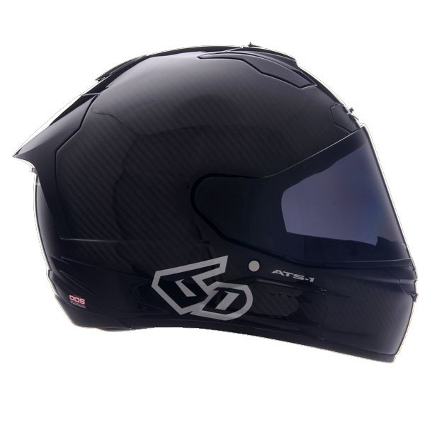 \5/5★キャッシュレス実質9%引/6D ATS-1R Solid Helmet フェイスヘルメット ライダー バイク ツーリングにも かっこいい おすすめ (AMACLUB)