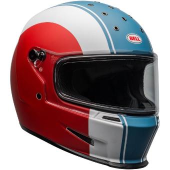 世界初のジェットヘルメットやフルフェイスヘルメットを作り上げた、ヘルメットメーカー「Bell」のヘルメットを「当店しか扱っていないモデル」も含め販売中! Bell ベル Eliminator Slayer Gloss Helmet フェイスヘルメット ライダー バイク ツーリングにも かっこいい おすすめ (AMACLUB)