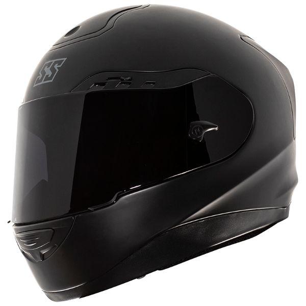 \5/5★キャッシュレス実質9%引/Speed and Strength スピード&ストレングス SS5100 Solid Speed Helmet フルフェイスヘルメット バイク ツーリングにも かっこいい おすすめ (AMACLUB)