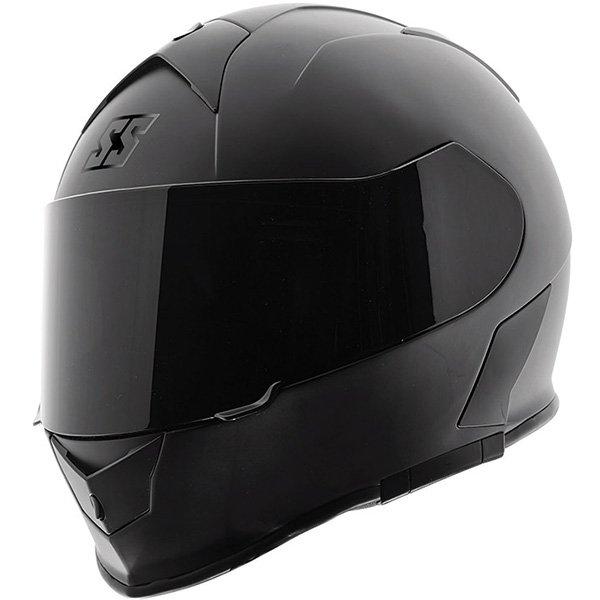 \5/5★キャッシュレス実質9%引/Speed and Strength スピード&ストレングス SS900 Solid Speed Helmet フルフェイスヘルメット ライダー バイク ツーリングにも かっこいい(AMACLUB)