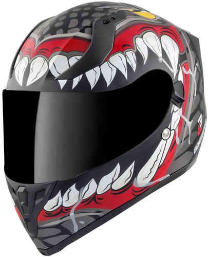\5/5★キャッシュレス実質9%引/Bogotto ボガット V128 Naga フルフェイスヘルメット ライダー バイク ツーリングにも かっこいい おすすめ (AMACLUB)