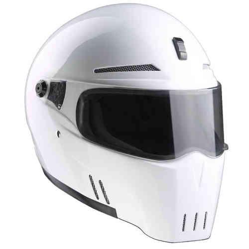 \5/5★キャッシュレス実質9%引/Bandit バンディット Alien II Motorcycle Helmet フルフェイスヘルメット ライダー バイク ツーリングにも かっこいい おすすめ (AMACLUB)