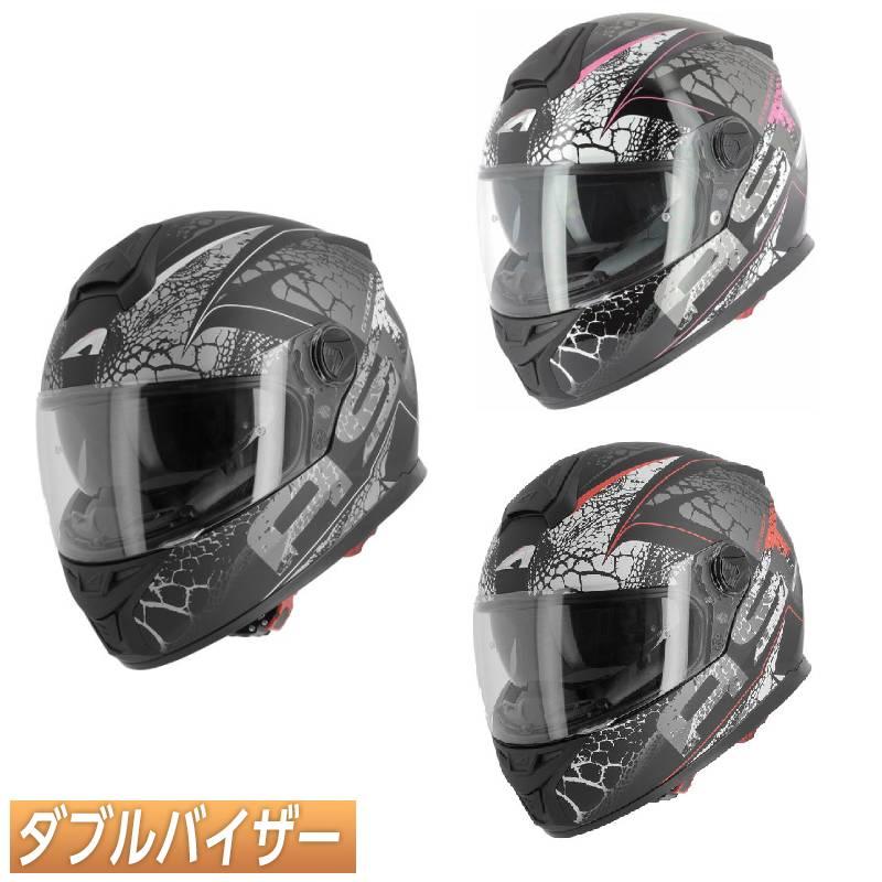 Astone アストーン GT800 Evo Kaiman フルフェイスヘルメット サンバイザー ライダー バイク ツーリングにも かっこいい おすすめ (AMACLUB)