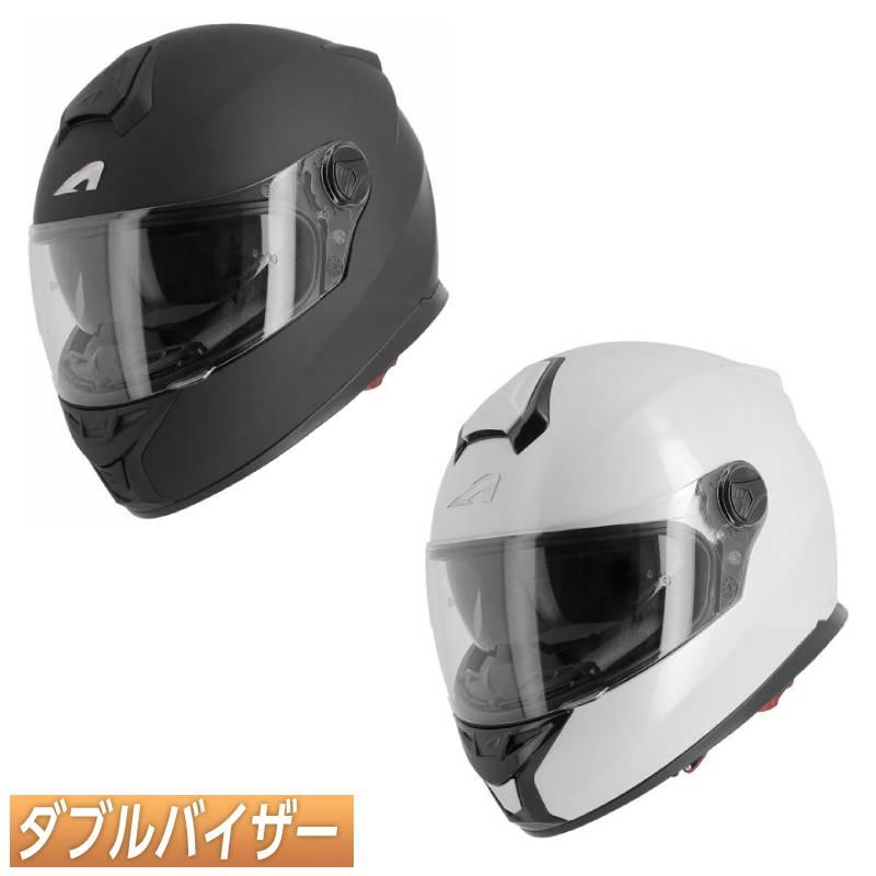 \5/5★キャッシュレス実質9%引/Astone アストーン GT800 Evo Monocolor フルフェイスヘルメット サンバイザー ライダー バイク ツーリングにも かっこいい おすすめ (AMACLUB)