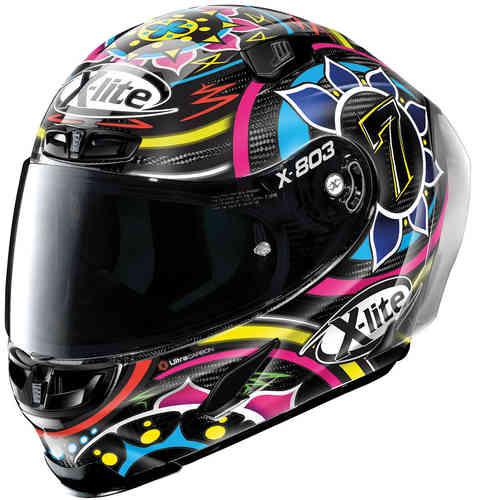 \5/5★キャッシュレス実質9%引/【XXS~】【カーボン】X Lite X-803 RS Ultra Carbon Davies フルフェイスヘルメット バイク ツーリングにも かっこいい 小さいサイズあり おすすめ (AMACLUB)