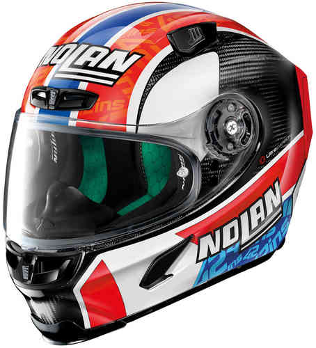 【XXS~】【カーボン】X Lite X-803 Ultra Carbon Rins ヘルメットライダー バイク ツーリングにも かっこいい 小さいサイズあり おすすめ (AMACLUB)