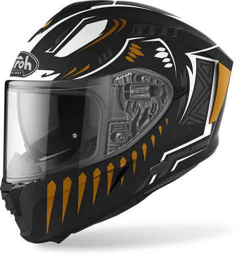 \5/5★キャッシュレス実質9%引/Airoh アイロー Spark Vibe フルフェイスヘルメット ライダー バイク ツーリングにも かっこいい おすすめ (AMACLUB)