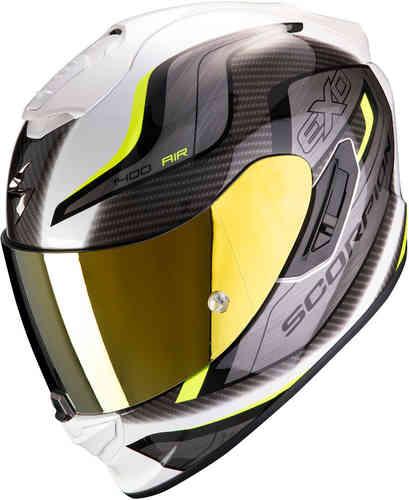 \5/5★キャッシュレス実質9%引/Scorpion スコーピオン EXO 1400 Air Attune フルフェイスヘルメット ライダー バイク ツーリングにも かっこいい おすすめ (AMACLUB)