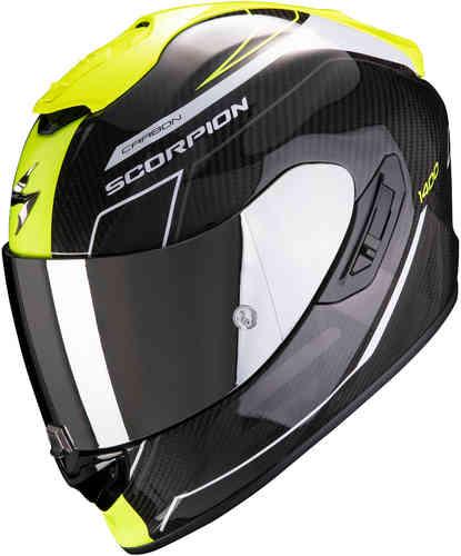 \5/5★キャッシュレス実質9%引/Scorpion スコーピオン EXO 1400 Carbon Air Beaux フルフェイスヘルメット ライダー バイク ツーリングにも かっこいい おすすめ (AMACLUB)