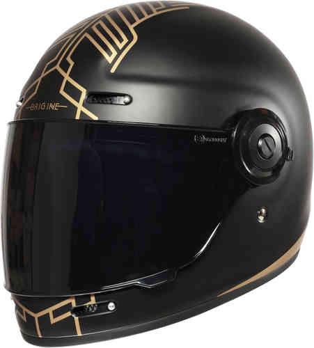 \5/5★キャッシュレス実質9%引/Origine オリジネ Vega Ten Black Limited Edition フルフェイスヘルメット ライダー バイク ツーリングにも かっこいい おすすめ (AMACLUB)