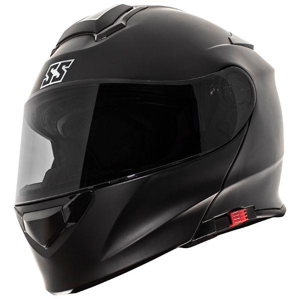 \5/5★キャッシュレス実質9%引/SPEED AND STRENGTH スピード&ストレングス SS4100 SOLID SPEED HELMET フルフェイスヘルメット モジュラーヘルメット フリップアップ バイク (AMACLUB)