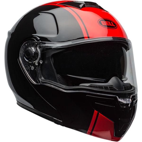 \5/5★キャッシュレス実質9%引/【3XLまで】BELL ベル SRT MODULAR RIBBON HELMET フルフェイスヘルメット モジュラーヘルメット フリップアップ バイク かっこいい おすすめ (AMACLUB)