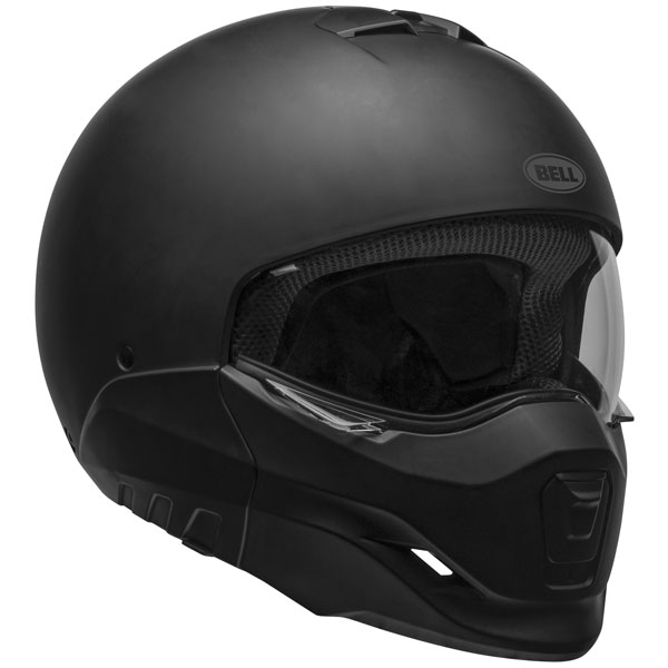 \5/5★キャッシュレス実質9%引/BELL ベル BROOZER SOLID HELMET フルフェイスヘルメット ライダー バイク ツーリングにも かっこいいおすすめ (AMACLUB)