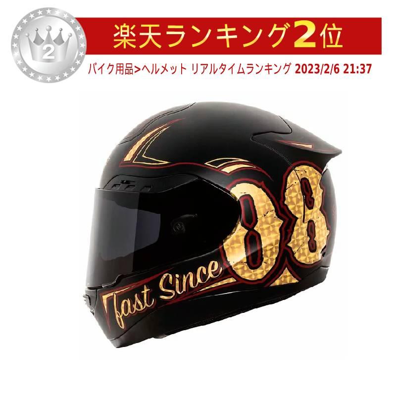 \5/5★キャッシュレス実質9%引/SPEED AND STRENGTH スピード&ストレングス SS5100 FAST LIFE HELMET フルフェイスヘルメット バイク ツーリングにも かっこいい おすすめ (AMACLUB)