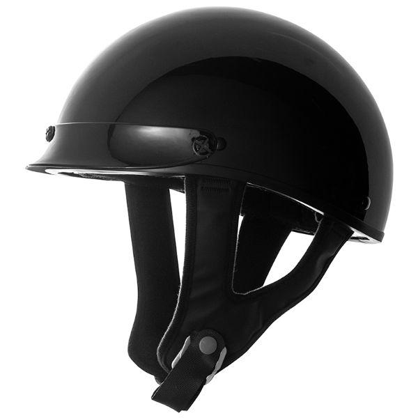 \5/5★キャッシュレス実質9%引/SPEED AND STRENGTH スピード&ストレングス SS510 1/2 HELMET ハーフヘルメット ライダー バイク ツーリングにも かっこいい おすすめ (AMACLUB)