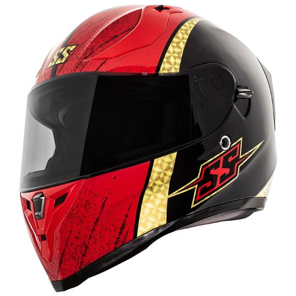 \5/5★キャッシュレス実質9%引/SPEED AND STRENGTH スピード&ストレングス SS2100 HERTIC HELMENTフルフェイスヘルメット ライダー バイク ツーリングにも かっこいい おすすめ (AMACLUB)