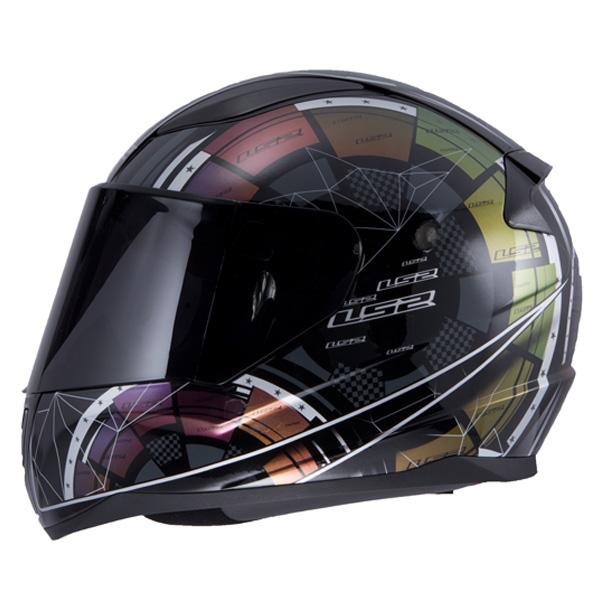 \5/5★キャッシュレス実質9%引/【3XLまで】LS2 エルエスツー FF535 RAPID TECH 2.0 HELMET フルフェイスヘルメット バイク ツーリングにも かっこいい 大きいサイズあり おすすめ (AMACLUB)