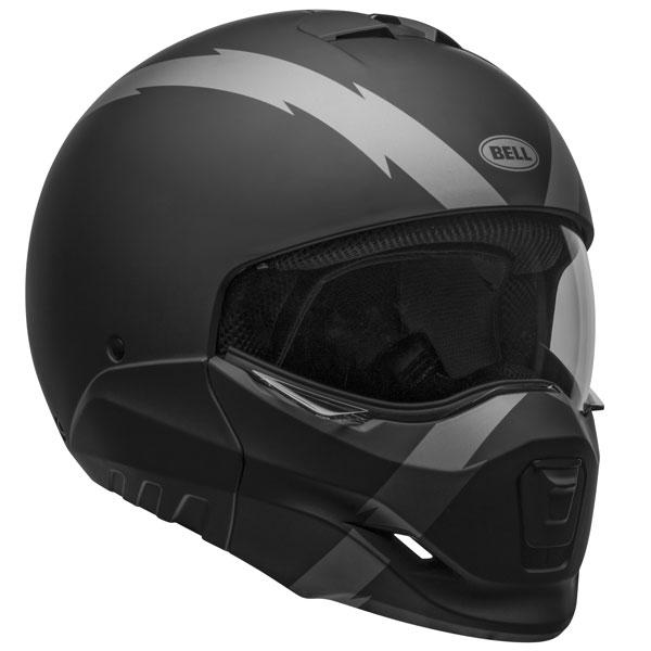 \5/5★キャッシュレス実質9%引/BELL ベル BROOZER ARC HELMET フルフェイスヘルメット ライダー バイク ツーリングにも かっこいい おすすめ (AMACLUB)