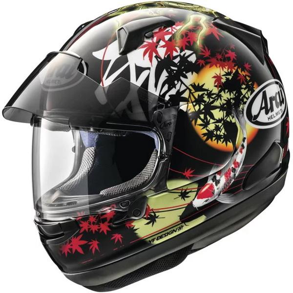 \5/5★キャッシュレス実質9%引/ARAI アライ SIGNET-X ORIENTAL-2 フルフェイスヘルメット ライダー バイク ツーリングにも かっこいい おすすめ (AMACLUB)