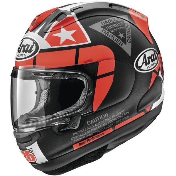\6/5(金)限定★実質50%クーポン発行中/ARAI アライ CORSAIR-X VINALES HELMET フルフェイスヘルメット ライダー バイク ツーリングにも かっこいい おすすめ (AMACLUB)