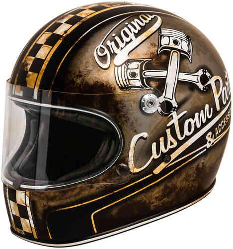 \5/5★キャッシュレス実質9%引/Premier プレミア Trophy OP 9 BM ヘルメットライダー バイク ツーリングにも かっこいい おすすめ (AMACLUB)