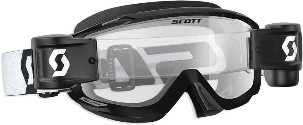 \5/5★キャッシュレス実質9%引/Scott スコット Split OTG WFS モトクロス ゴーグルライダー バイク ツーリングにも かっこいい おすすめ (AMACLUB)