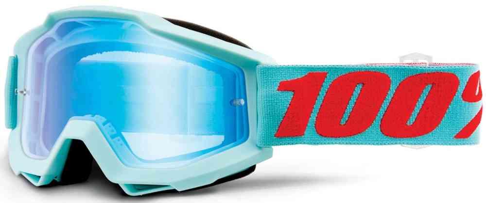 \5/5★キャッシュレス実質9%引/100% Accuri Extra Maldives モトクロス ゴーグルライダー バイク ツーリングにも かっこいい おすすめ (AMACLUB)