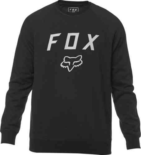 \5/5★キャッシュレス実質9%引/FOX フォックス Legacy Crew Fleece プルオーバー パーカー フリース スウェット カジュアル ライダー バイク ツーリングにも かっこいい おすすめ (AMACLUB)