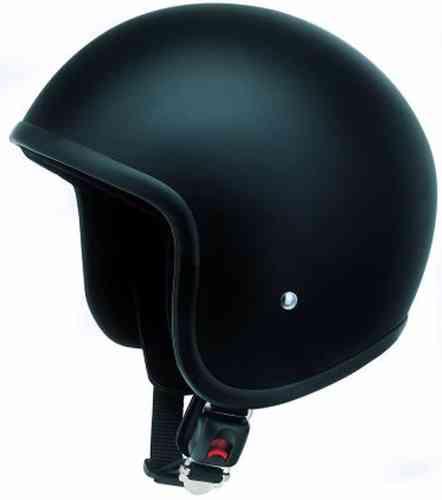 \5/5★キャッシュレス実質9%引/RB 650 ジェット ヘルメット ブラック マットライダー バイク ツーリングにも かっこいい おすすめ (AMACLUB)