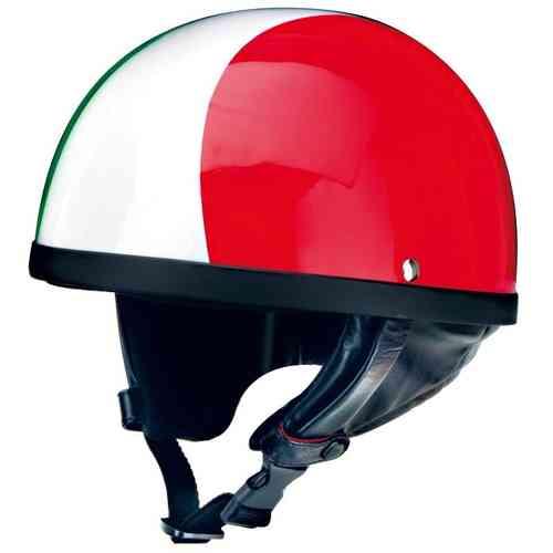 \5/5★キャッシュレス実質9%引/Redbike レッドバイク RB 510 Italia ジェット ライダーヘルメット バイク ツーリングにも かっこいい おすすめ (AMACLUB)