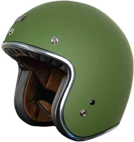 \5/5★キャッシュレス実質9%引/Origine オリジネ Primo Solid ジェットライダーヘルメット バイク ツーリングにも かっこいい おすすめ (AMACLUB)