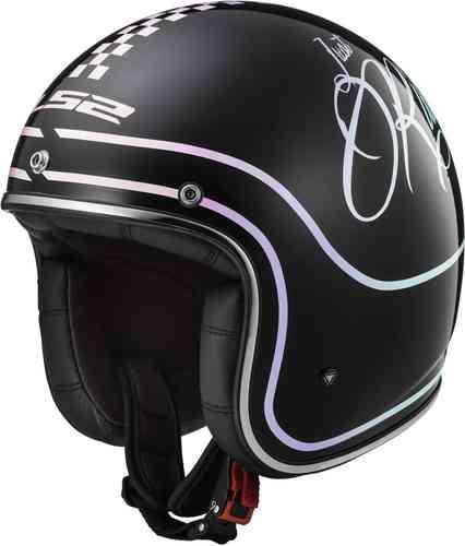 \5/5★キャッシュレス実質9%引/LS2 エルエスツー OF583 Bobber Rusty ジェットヘルメット オープンフェイスヘルメット ライダー バイク ツーリングにも かっこいい おすすめ (AMACLUB)