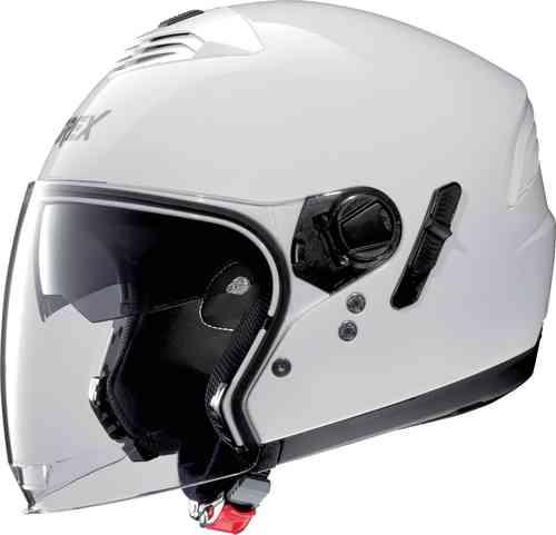 \5/5★キャッシュレス実質9%引/Grex グレックス G4.1E Kinetic ジェットヘルメット サンバイザー ライダー バイク ツーリングにも かっこいい おすすめ (AMACLUB)