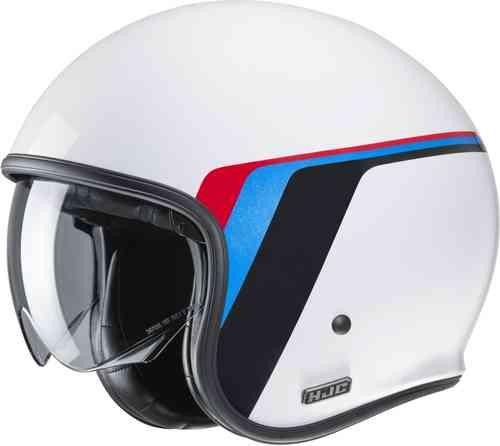 \5/5★キャッシュレス実質9%引/HJC エイチジェイシー V30 Osor ジェットヘルメット オープンフェイスヘルメット サンバイザー ライダー バイク ツーリングにも かっこいい おすすめ (AMACLUB)