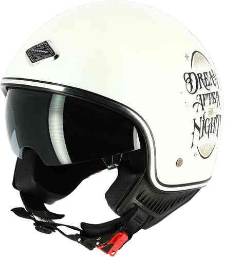 \5/5★キャッシュレス実質9%引/Astone アストーン New Trade ジェットヘルメット サンバイザー ライダー バイク ツーリングにも かっこいい おすすめ (AMACLUB)