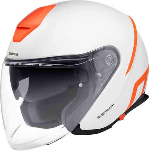 \5/5★キャッシュレス実質9%引/Schuberth シューベルト M1 Pro Strike ジェットヘルメット サンバイザー ライダー バイク ツーリングにも かっこいい おすすめ (AMACLUB)