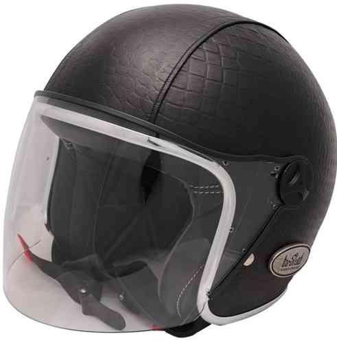 \5/5★キャッシュレス実質9%引/Baruffaldi Zeon Vintage 2.0 ヘルメット オープンフェイスヘルメット ライダー バイク ツーリングにも かっこいい おすすめ (AMACLUB)