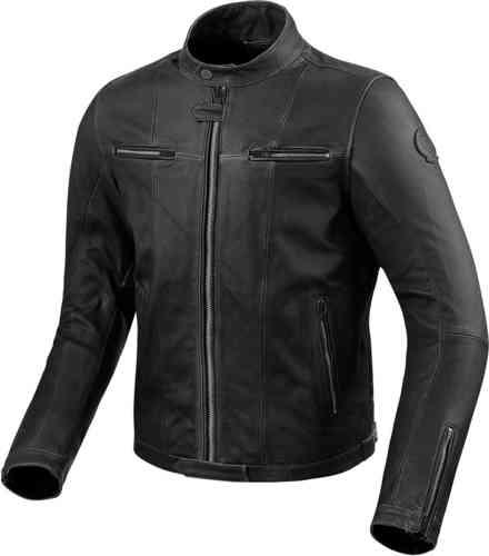 \5/5★キャッシュレス実質9%引/【レザージャケット】Revit Roswell 革のジャケットライダー バイク ツーリングにも かっこいい アウトレット (AMACLUB)