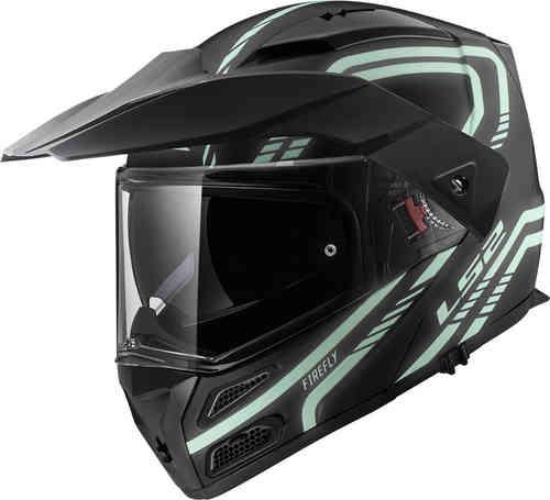 \5/5★キャッシュレス実質9%引/LS2 エルエスツー Metro Evo FF324 Firefly フルフェイスヘルメット シールド付 オフロード バイク アウトレット (AMACLUB)(値下げ・約16%OFF)(Vol.16)