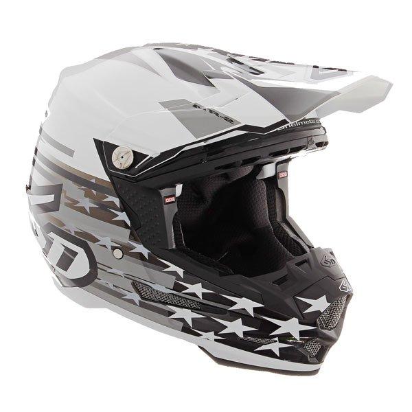 \5/5★キャッシュレス実質9%引/6D ATR-2 Patriot LE Helmet モトクロスヘルメット オフロードヘルメット ライダー バイク ツーリングにも かっこいい おすすめ (AMACLUB)