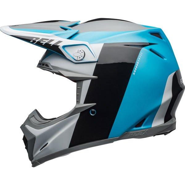 \5/5★キャッシュレス実質9%引/Bell ベル Moto-9 Carbon Flex Division Helmet モトクロスヘルメット オフロードヘルメット ライダー バイク ツーリングにも かっこいい おすすめ (AMACLUB)