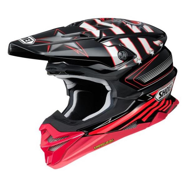 \5/5★キャッシュレス実質9%引/Shoei ショウエイ VFX-EVO Josh Grant 3 Helmet オフロードヘルメット モトクロスヘルメット ライダー バイク ツーリングにも かっこいい おすすめ (AMACLUB)