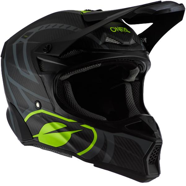 \5/5★キャッシュレス実質9%引/Oneal オニール 10 Series Carbon Race Helmet モトクロスヘルメット オフロードヘルメット ライダー バイク ツーリングにも かっこいい おすすめ (AMACLUB)