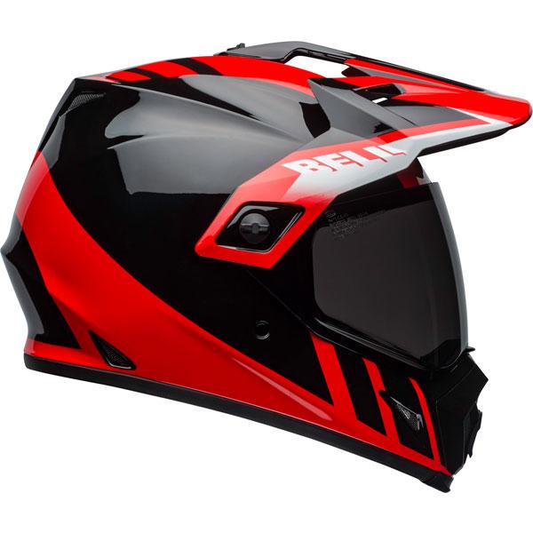 \5/5★キャッシュレス実質9%引/Bell ベル MX-9 Adventure Mips Dash Helmet モトクロスヘルメット オフロードヘルメット ライダー バイク ツーリングにも かっこいい おすすめ (AMACLUB)