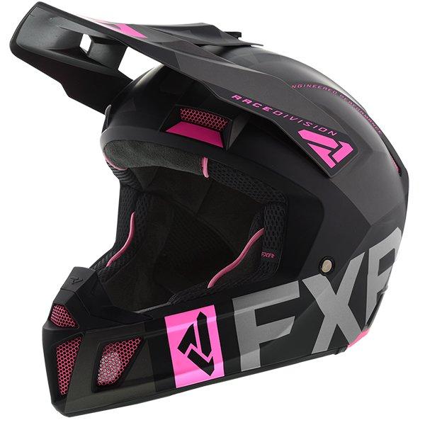 \5/5★キャッシュレス実質9%引/FXR Racing Clutch Evo Helmet オフロードヘルメット モトクロスヘルメット ライダー バイク ツーリングにも かっこいい おすすめ (AMACLUB)